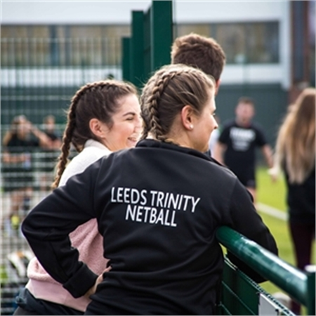 Leeds Trinity Netball Club - Summer training